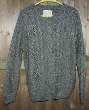 RIVER ISLAND grey jumper size S