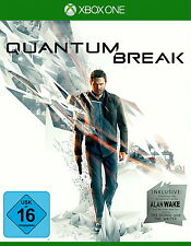 Quantum Break + Alan Wake Xbox One Download Code, NEU