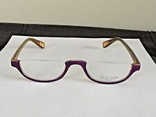 Authentic PAUL SMITH EYEWEAR designer Eyeglasses ! Half Eye/Reader