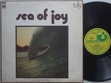 TULLY Sea Of Joy Lp 1970 AUSTRALIA Folk/Psych ORIG SURF Soundtrack EXTRADITION