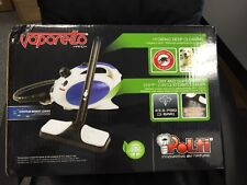 "NIB- !! Polti ""VAPORETTO"" Handy Portable STEAM CLEANER (Plus ALL ACCESSORIES!!)"