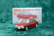 [TOMICA LIMITED VINTAGE LV-76a 1/64] SUBARU 1000 2DOOR SEDAN (Red)