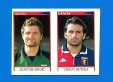 CALCIATORI PANINI 1998-99 Figurina-Sticker n. 504 -SOVIERO-BETTELLA GENOA-New