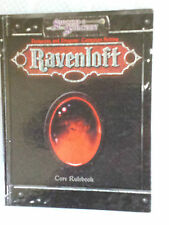 core rulebook hardcover ravenloft d20 sword & sorcery adventure module D&D