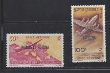 FRANCE - WALLIS & FUTUNA - C8 - C9 - MH - 1949 - AIR MAIL