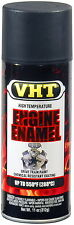 VHT SP139 GM Satin Black Spray ENAMEL Paint Can Auto Car ENGINE High Temp 550°F