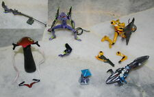 Kaiyodo K&M EVANGELION Gashapon Trading Mini Figure Vol.02 Full Set *Damaged