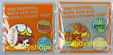 Japan ARASHI 2012 national stadium KOKURITSU ARAFES official badge set