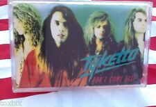 Tyketto - Don't Come Easy - Tested Hair Metal Cassette Tape