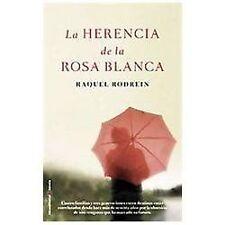 La Herencia de la Rosa Blanca by Raquel Rodrein (2012, Paperback)