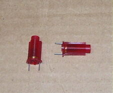 .06 - .072 variable RF coil inductor vintage PC mount radio transmitter repair