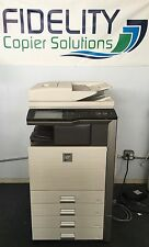 Sharp MX-4100N Color Multifunction Duplex Copier Network Printer Scan Fax 41 ppm