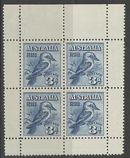 Australia sgms106a 1928 Nacional Sello exposición MTD Perfecto