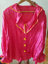 The Drew Carey Show - Mimi Bobeck Kathy Kinney Loose Red/Pink  Shirt w/coa