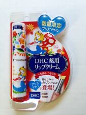 DHC Disney Alice in Wonderland Medicated Lip Balm 1.5 g from Japan