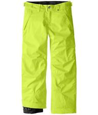 686 Girls Agnes Snowboard Pant (M) Lime