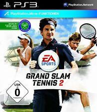Grand Slam Tennis 2 Playstation 3 used