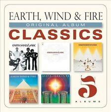 Earth Wind & Fire - Original Album Classics  2013 [CD New]