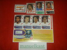 AGGIORNAMENTI ALBUM PANINI GERMANY 2006 06 UPDATES SET COMPLETO WM + FRANCOBOLLO