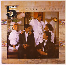 "12"" LP - 5 Star - Luxury Of Life - B3001 - washed & cleaned"
