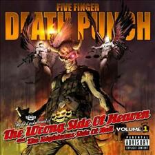 Five Finger Death Punch - The Wrong Side Of Heaven...Vol. 1   - CD NEUWARE