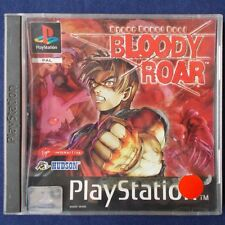 PS1 - Playstation ► Bloody Roar ◄