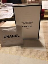 Chanel Les Exclusifs Bois Des Iles EDT 2ml LARGE Sample Spray Vial