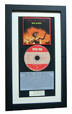 PETER TOSH Bush Doctor CLASSIC CD Album GALLERY QUALITY FRAMED+FAST GLOBAL SHIP
