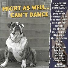 Might as Well...Can't Dance by Various Artists (CD, May-2000, Adeline Records)