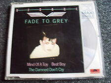 VISAGE - 4 Track Maxi CD-Fade to Grey-Made in Germany