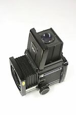 Mamiya RB67 Professional S body with std. focus screen and waist level finder
