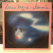 "EXC 12""~TEENA MARIE~Jammin'~[Dance Mix~Radio~Instrumental Fun Mix]~1984~"