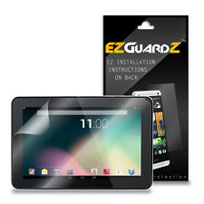 "3X EZguardz LCD Screen Protector Cover HD 3X For iRulu AX922 9"" Tablet (Clear)"