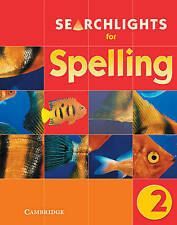 Searchlights for Spelling Year 2 Pupil's Book, Corbett, Pie, Buckton, Chris, Ver