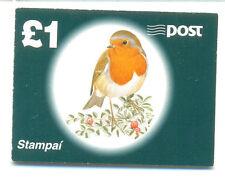 L'Irlanda Robin LIBRETTO Gomma integra, non linguellato Birds sb58
