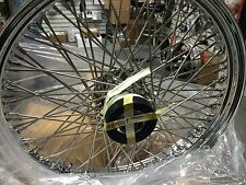 """Harley Front Touring 21"""" X 3"""" 80 spoke wheel ABS"""