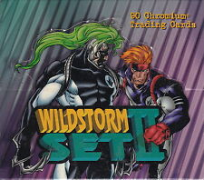 WILDSTORM - Set II Factory Sealed Trading Cards Box [Wildstorm] #NEW