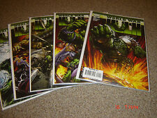 WORLD WAR HULK LIMITED SERIES 1-5