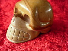 Crystal skull Chinese picture stone n 3