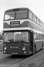Delaine, Bourne No.79 Peterborough Bus Photo