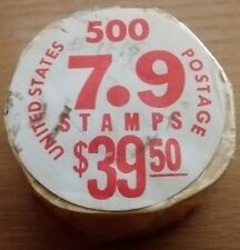 US 1615 Drum Roll of 500 Coil Stamps Post Office Sealed Start Below Face Value!