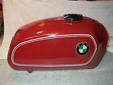 BMW RED R75/5 Motorcycle 1970-1973 small Gas FUEL TANK R50/5 R60/5 R60/6