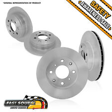 Front and Rear Brake Rotors 2000 2001 2002 2003 2004 2005 TOYOTA MR2 SPYDER BASE