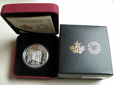 2014 Proof $5 Princess to Monarch Canada .9999 silver five dollars (last one)
