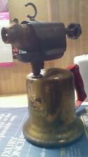 Steampunk Blow Torch - Turner Brass Blowtorch Vintage Industrial - wall company