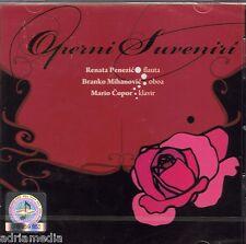 Operni suveniri CD Renata Penezic flauta Branko Mihanovic oboa Mario Copor piano