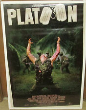 PLATOON POSTER NEW VINTAGE RARE EARLY 2000'S MOVIE