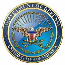 Military Insignia Print – Department of Defense United States of America (Army)