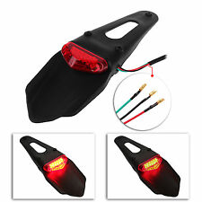 Off Road Dirt Bike Motorcycle Enduro MX Brake LED Tail Light honda yamaha KTM