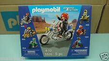 Playmobil 5526 Eagle Cruiser adventure vacation series motorcycle MIBNO NEW 121